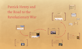 Patrick Henry and the Road to the Revolutionary War