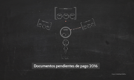 Documento pendientes de pago 2016