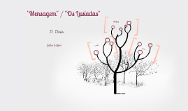 Módulo 10 - Mensagem vs Lusíadas