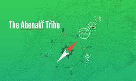 The Abenaki Tribe