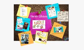 Copy of Sarah Gibson