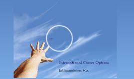 International Career Options