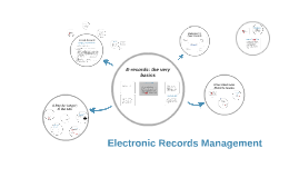 Electronic Records 2015