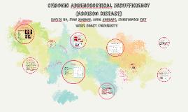 Chronic Adrenocortical insufficiency