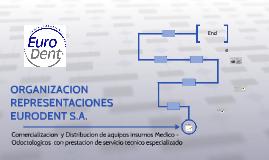 ORGANIZACION REPRESENTACIONES  EURODENT S.A.