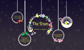 The Oxen - A Christmas Tale