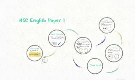 HSC English Paper 1