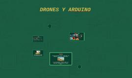 DRONES Y ARDUINO