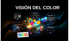 VISIÓN DEL COLOR