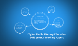 Digital Media Literacy Education