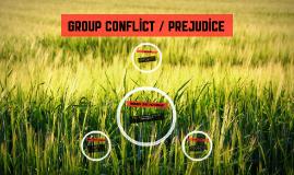 Group conflict / prejudice