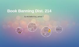 Book Banning Dist. 214