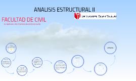 PORTICOS  ANALISIS ESTRUCTURAL