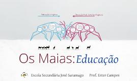 Os Maias - Educação
