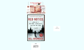 Red Notice by Brill Browder