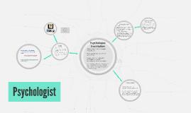 Path of a Psychologist