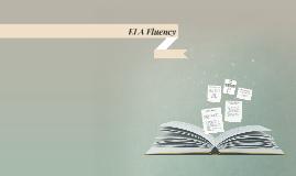 ELA Fluency