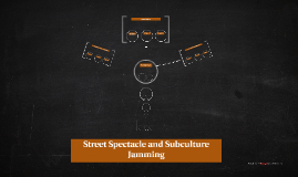 Street Spectacle and Subculture Jamming