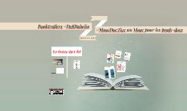Booktrailers #DefiBabelio #MoocDocTice et Mailjet Réunion de bassin  Narbonne