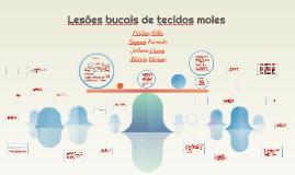 Lesões bucais de tecidos moles