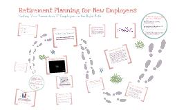 Copy of Retirement Planning for Gen Y