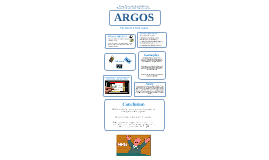 ARGOS: Augmented Reality Graphical Operating System