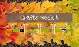 Copy of Textiles week 4