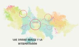Los Juicios orales y la Interpretación