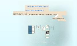 Copy of LECTURA AUTORREGULADA