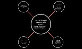 Las Empresas en la Economía Global