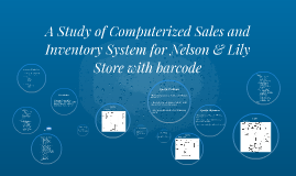 sales monitoring and inventory system thesis