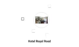 Hotel Royal Road