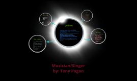 Occupation: Singer