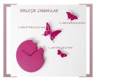 Copy of BIRLESIK ZAMANLAR
