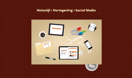 Ladder naar succes • logo, huisstijl en social media