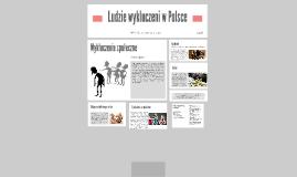 Ludzie wykluczeni w Polsce