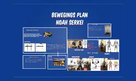 Bewegings plan