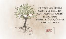 PRÁCTICAS DE RIESGO O DE PROTECCIÓN EN JÓVENES UNIVERSITARIO