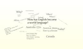Copy of A WORLD LANGUAGE