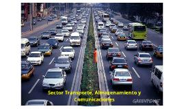 El Sector de Transporte, Almacenamiento y Comunicaciones