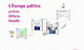 Europa politica