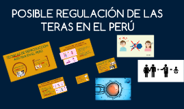 Copy of POSIBLE REGULACIÓN DE LAS TÉCNICAS DE REGULACIÓN ASISTIDAD E