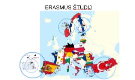 Erasmus študij