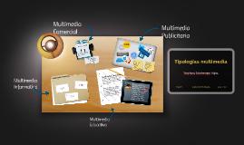 Tipologías multimedia