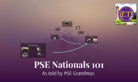 How to succeed at PSE Nationals