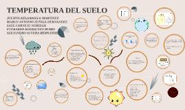 Copy of TEMPERATURA DEL SUELO