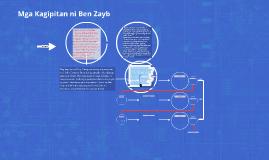 Mga Kagipitan ni Ben Zayb