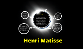 Trabalho de Artes sobre Henri Matisse