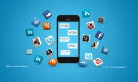 social mobile - prezi templateprezi templatesprezibase on, Presentation templates