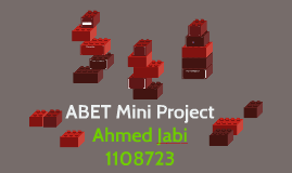 ABET Mini Project